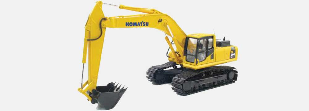 Excavators for rent in phoenix by Forrest Equipment Rentals