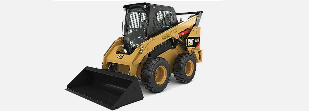 skid steer for rent in phoenix by Forrest Equipment Rentals